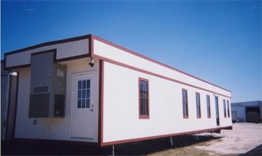 MODULAR BUILDINGS TEXAS